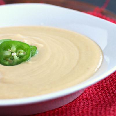 Jalapeño Cheese Soup