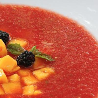 Watermelon Soup Recipe