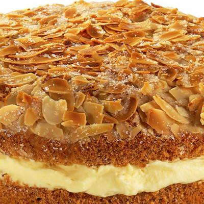 Bee Sting Cake (Bienenstich)