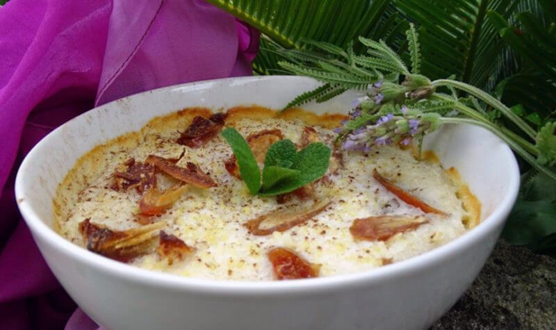 Millet Breakfast Bowl