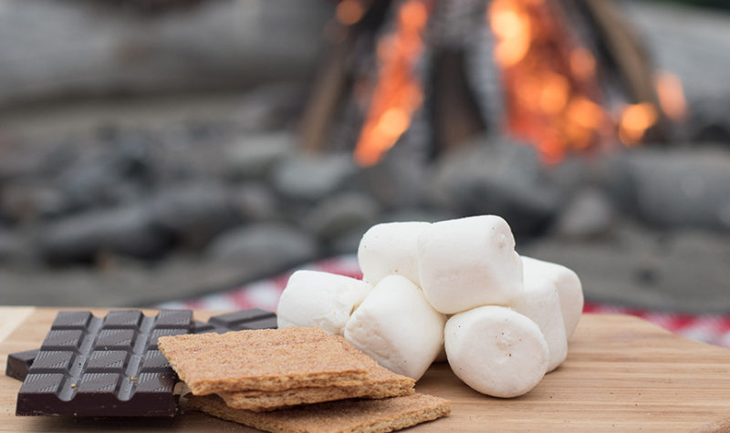 20 Outrageous Upgrades to the Classic S'more