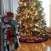 My traditional Christmas tree