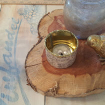 wooden farmhouse table runner