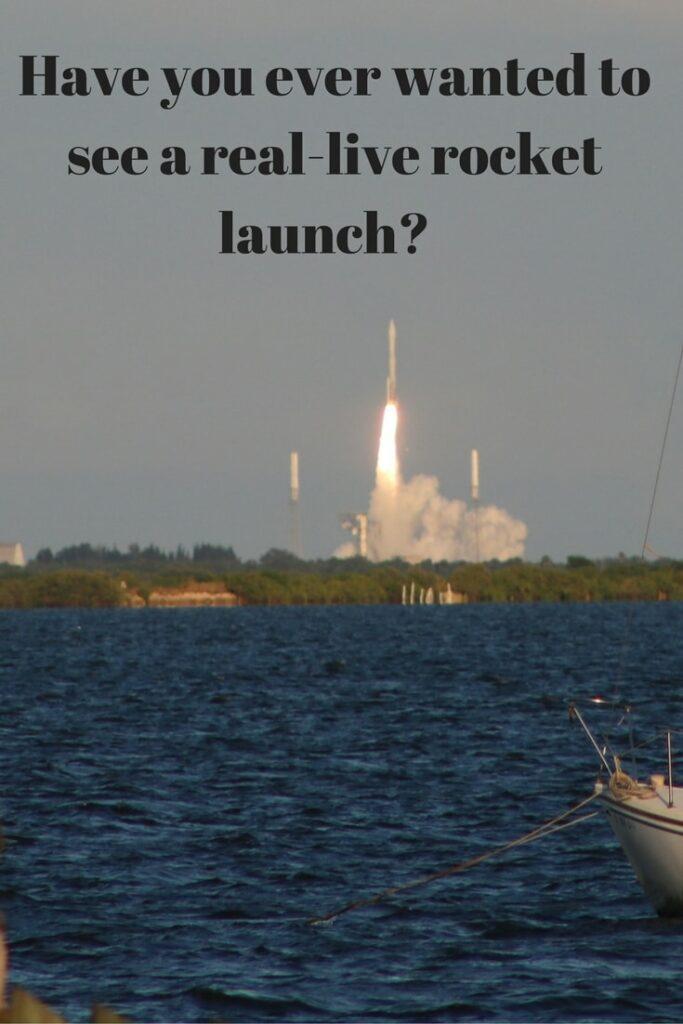 Rocket Launch Cape Canaveral