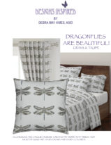 GRAY & TAUPES DRAGONFLIES