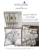 SW at Dawn Cacti plaid2