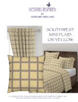 SW mini plaid on yellow 2