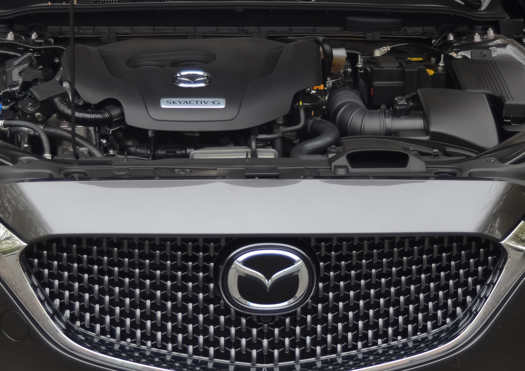 2020 Mazda6 Signature Turns Heads at All RPMs via Carsfera.com