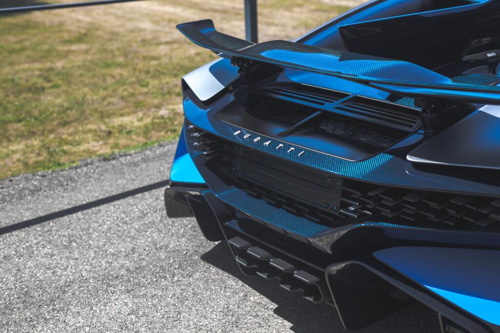 The Divo starts a new era at Bugatti via Carsfera.com