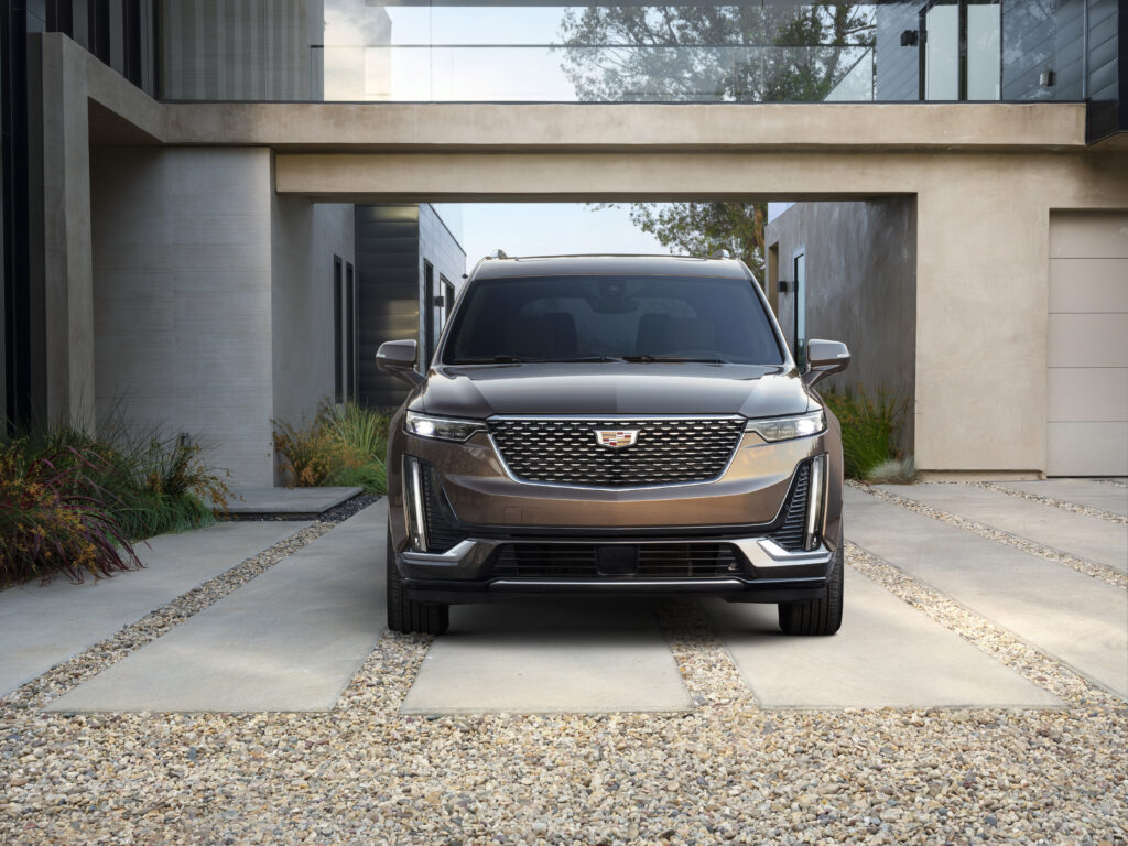 Cadillac XT6 2021