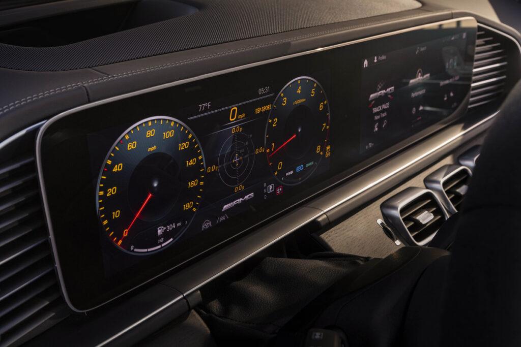 2021 Mercedes-AMG GLE 53