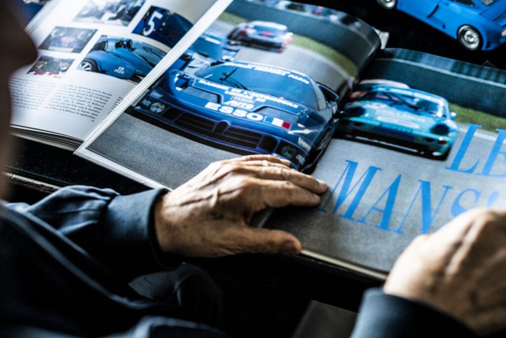 30 years EB 110: Romano Artioli – The man who revived Bugatti via Carsfera.com