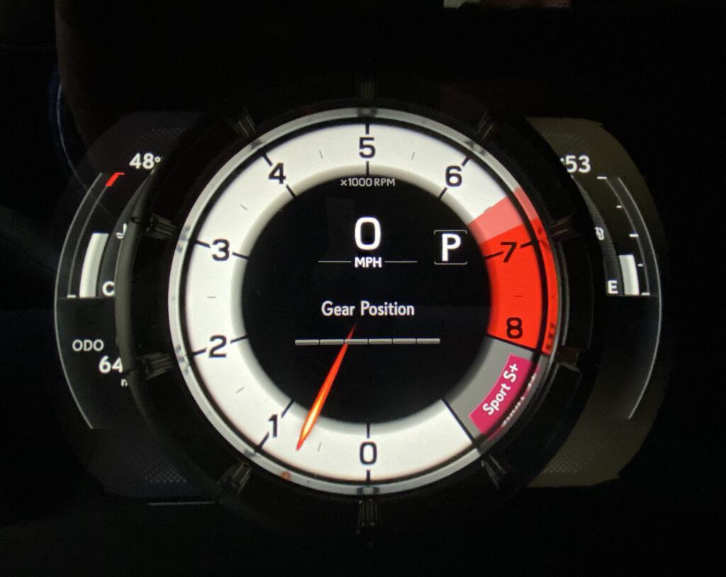 2021 Lexus IS350 AWD F Sport Matches Speed With Head-Turning Class via Carsfera.com