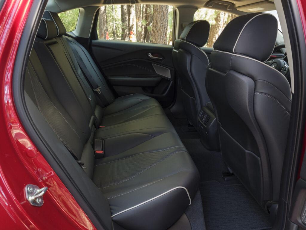 2021 Acura TLX SH-AWD Advance via Carsfera.com