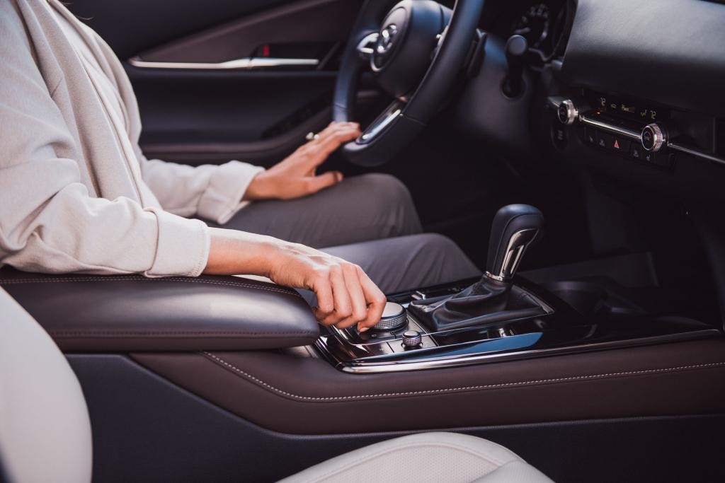 2021 Mazda CX-30 Turbo Premium More High end Than Rivals via Carsfera.com