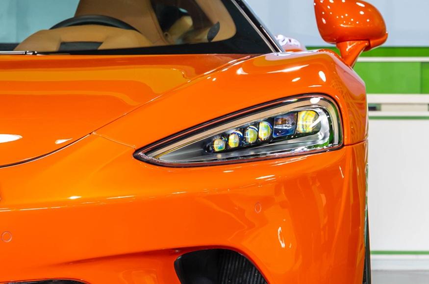 McLaren GT, un Gran Turismo o un Super Auto ? via Carsfera en español