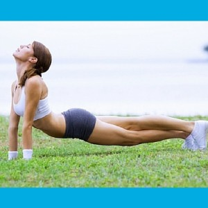 stretching for running