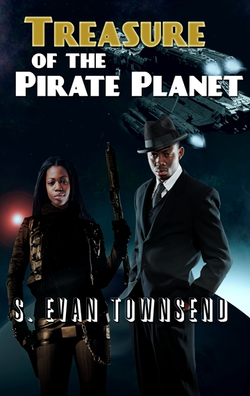 Treasure of the Pirate Planet (Treasures of Space Series Book Two)