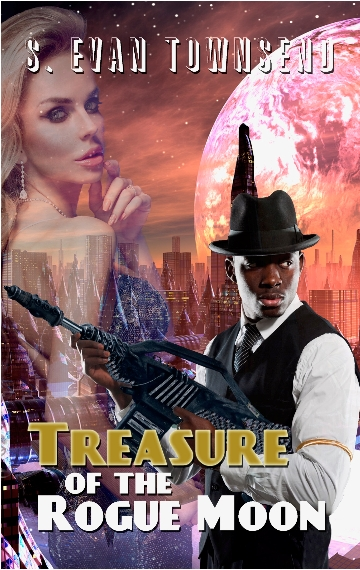 Treasure of the Rogue Moon (Treasures of Space Series Book Three)