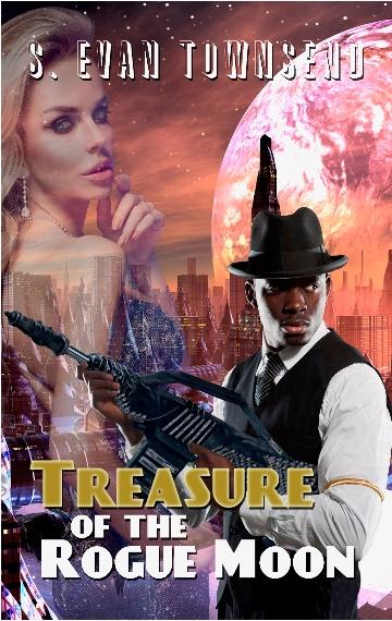 Treasure of the Rogue Moon (Treasures of Space Series Book Three)