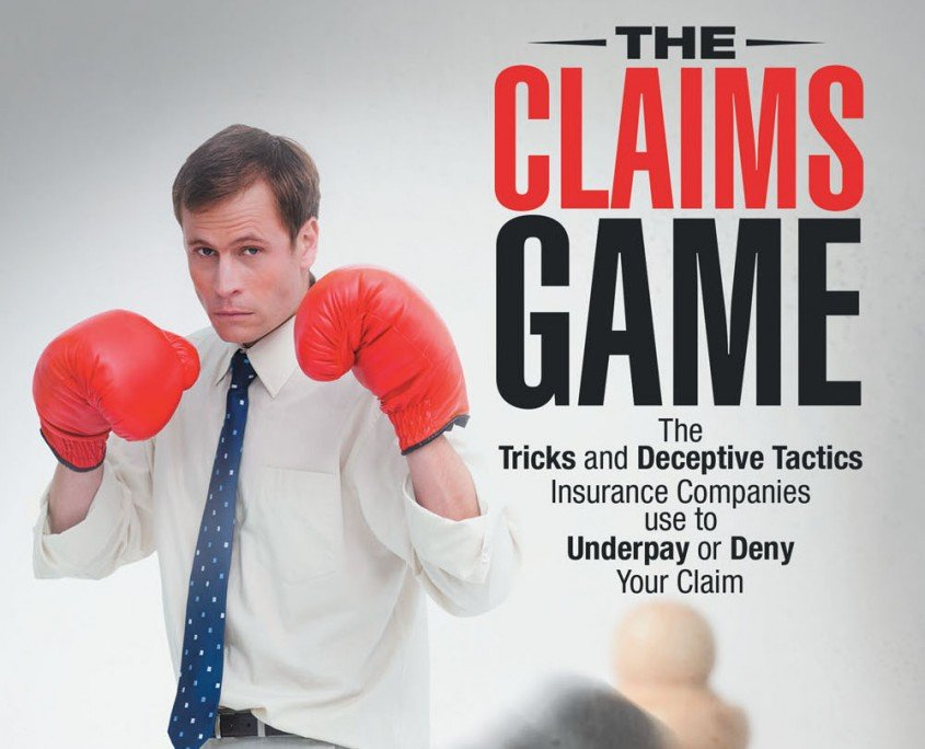 Claims Game Cover Public Adjuster