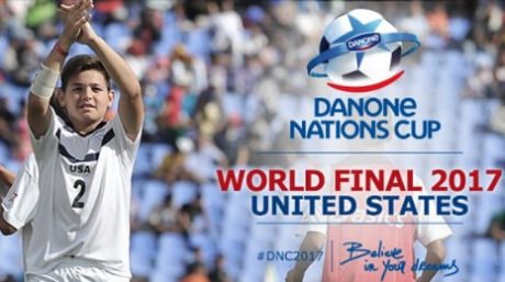 The Danone Nations Cup World Final Comes to the U.S. for the First Time   #DNC2017 #BelieveInYourDreams #soccer #soccerislife #RedBullArena