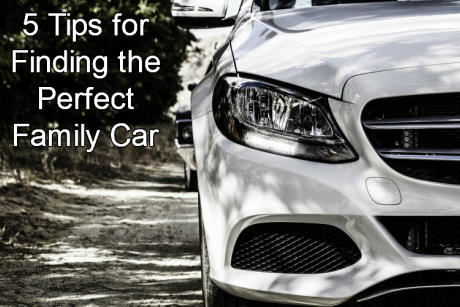 5 Tips for Finding the Perfect Family Car   #CarsCom #ad