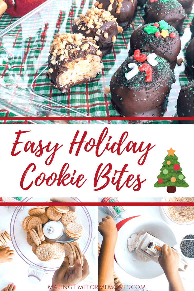 Easy Holiday Cookie Bites