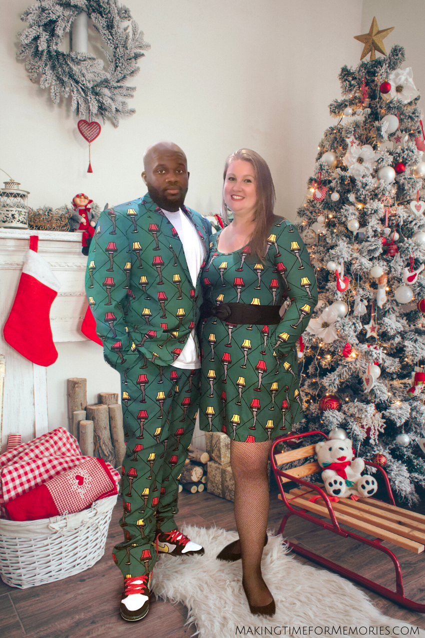 """Shinesty """"The Fragile"""" Matching Holiday Outfits"""