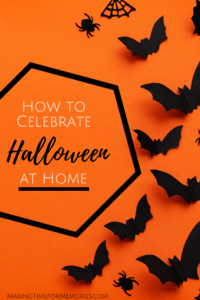 How to Celebrate Halloween at Home