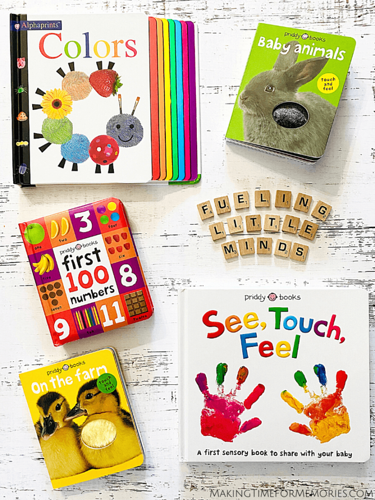 Priddy Books - Early Learning Collection