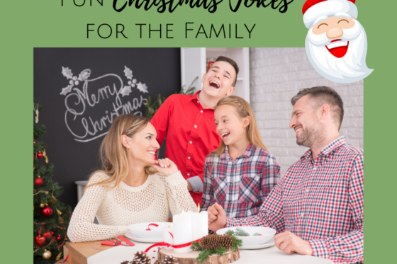 Fun Christmas Jokes for the Family