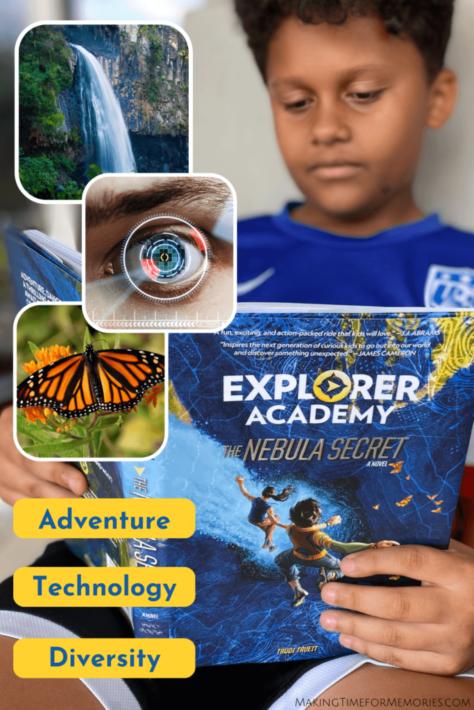 Explorer Academy Book Series for Young Adventurers