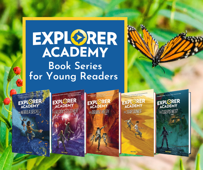 Explorer Academy Book Series for Young Readers