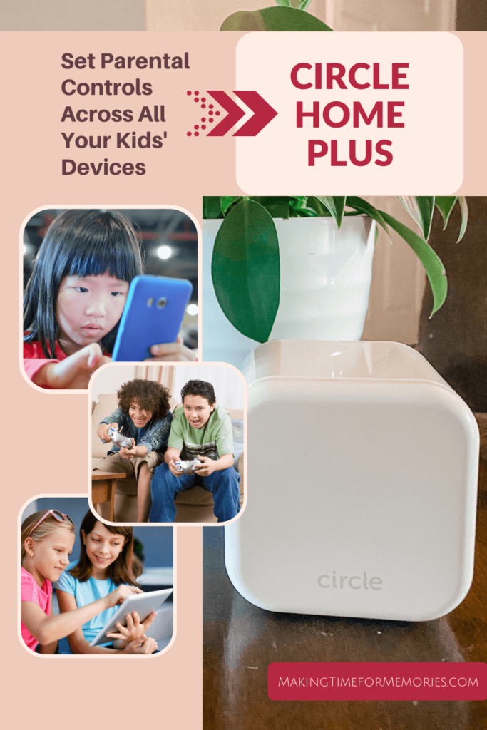 Set Parental Controls Across All Your Kids' Devices with Circle Home Plus