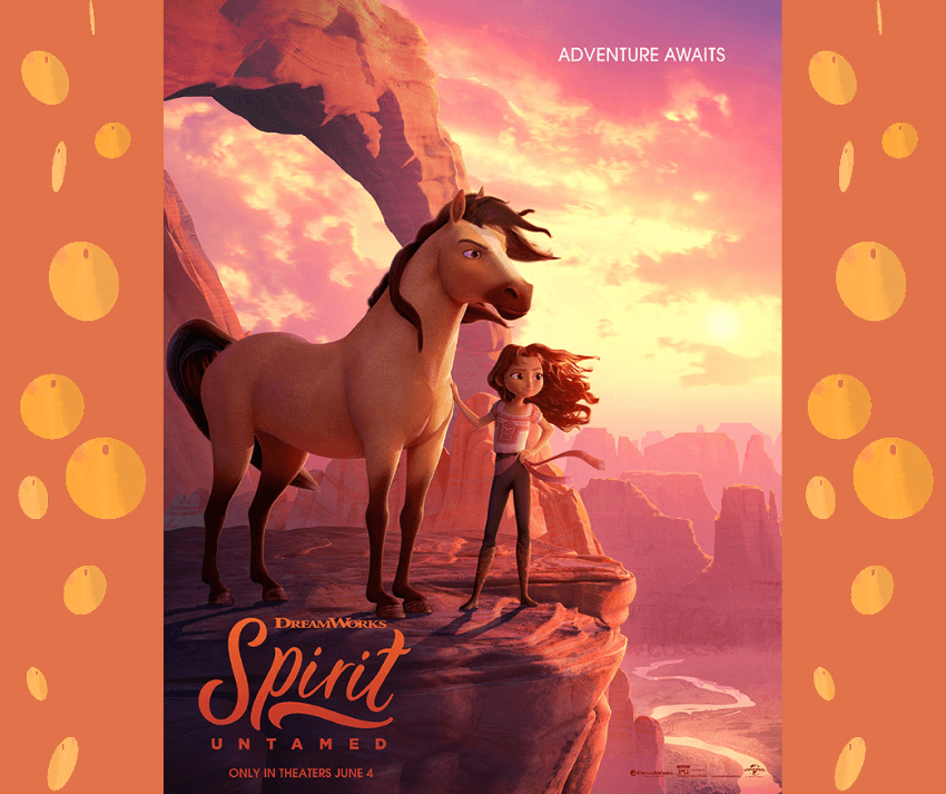 Spirit Untamed Only in Theaters June 4