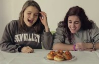Americans Try Donuts with Unexpected Israeli Flavors