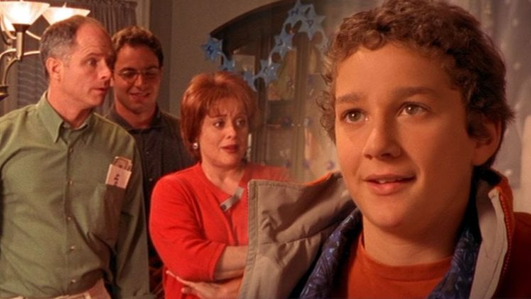 Funny or Die analyses the Even Stevens Hanukkah episode