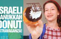 Israeli Donuts Hanukkah Taste Test