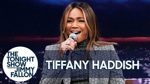 Tiffany Haddish speaks about her Jewish heritage
