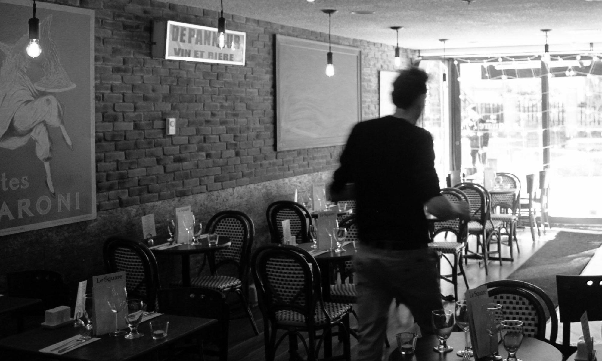 Le Square - Restaurant à Montréal
