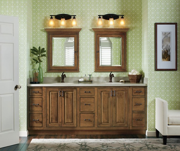 traditional_cherry_bathroom_cabinets_in_sage_finish
