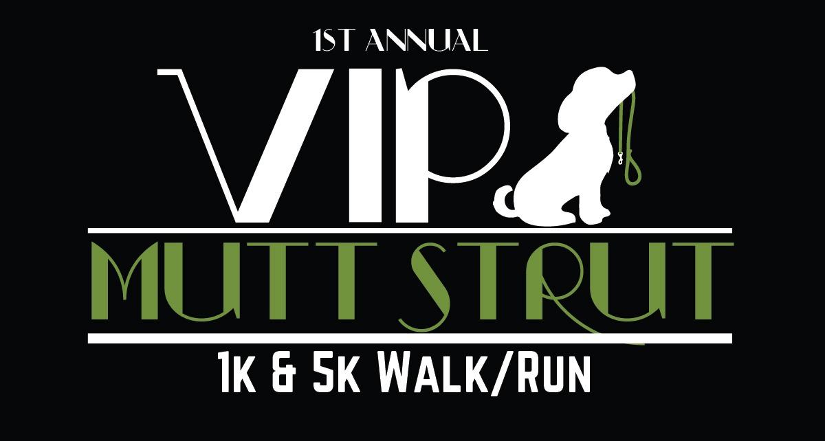 VIP Mutt Strut Logo