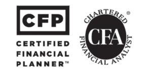 CFP and CFA Logos