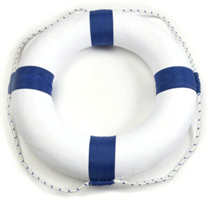 Pool Safety Ring Life Preserver