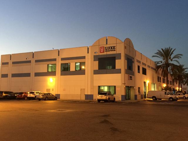 facility outside sunrise