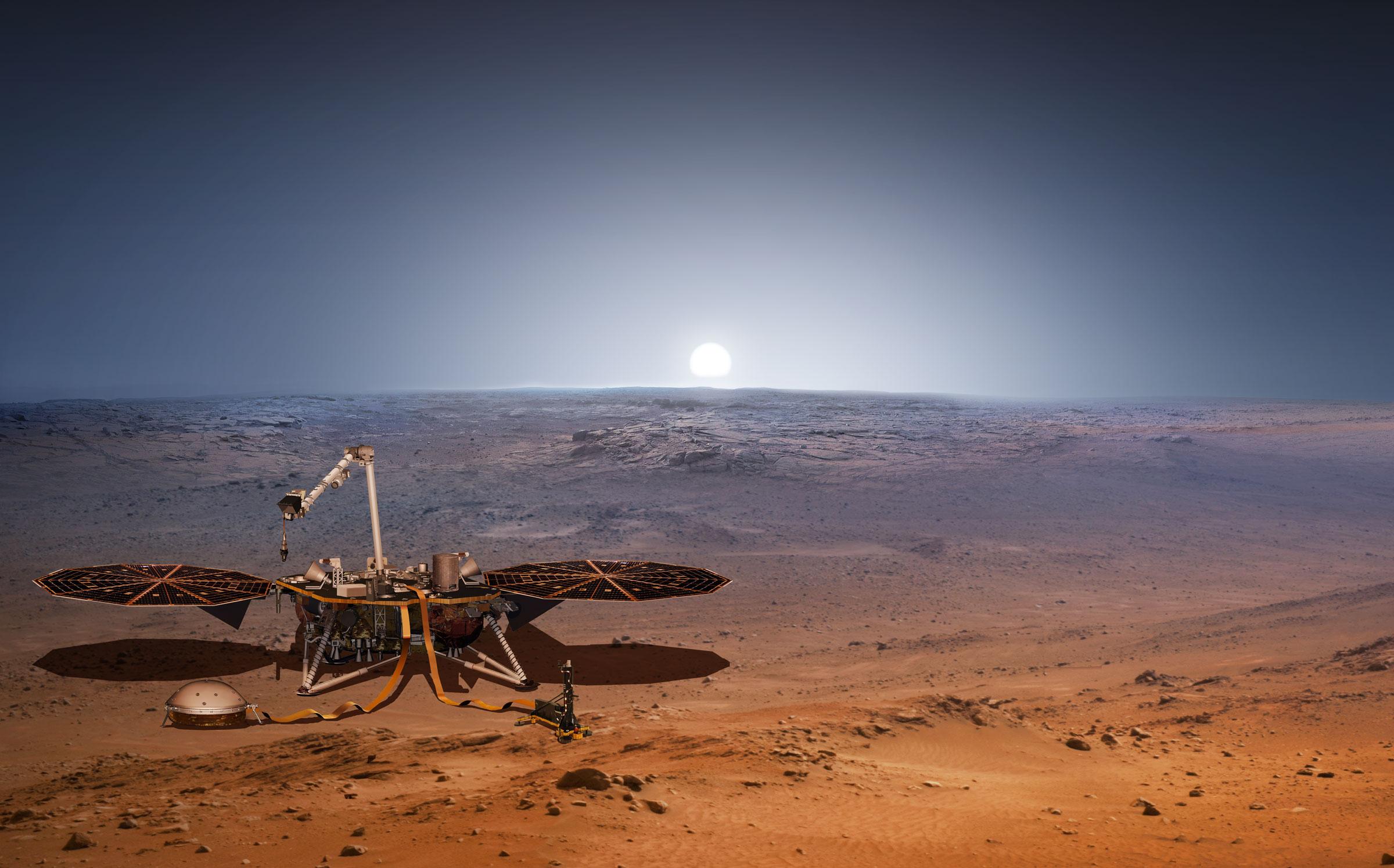 InSight by NASA