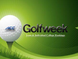 New Names, New Season - ACC Golf Tees Up