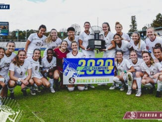 Top Seed Noles Clinch ACC Women's Soccer Title