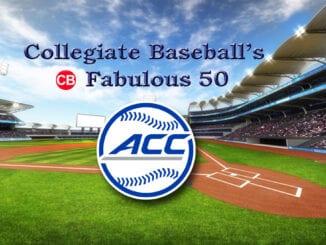 Collegiate Baseball's Fabulous 50